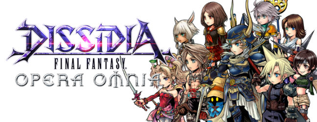 Dissidia Final Fantasy Opera Omnia forum
